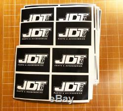 100 Custom stickers High quality Print your logo Wall stickers logo Labels