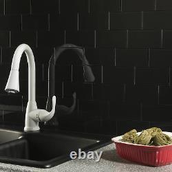 Aspect Peel and Stick Backsplash 3in x 6in Glass Tile (15 sq ft Kit)