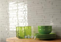Daltile AM36L Amity 3 x 6 Subway Wall Tile Smooth Glass
