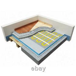Electric Underfloor Heating Dünnbett Carpet 17mm Heizleiter 150WithM ² Tiles