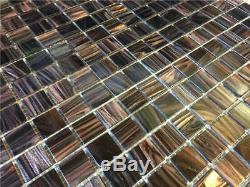 Gold Veined tiles 1sq. Metre. Walls, Floors, Splashback Choose you Colour
