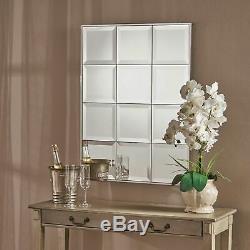 Jenny Rectangular Tile-Like Wall Mirror
