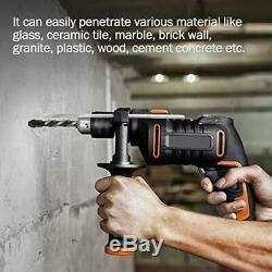 Masonry Glass Tile Drill Bit Multi Set Tool For Ceramic Brick Concrete Wall Wood