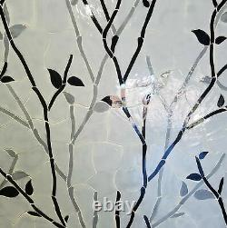 Medici and Co GLNRJAZCP Jazz Varying Floral Mosaic Wall Tile - Spring