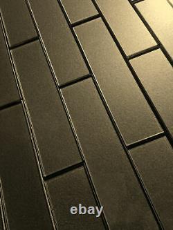 Miseno MT-WHSFOG0208-BR Forever 2 x 8 Rectangle Wall Tile - Bronze