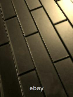 Miseno MT-WHSFOM0208-BR Forever 2 x 8 Rectangle Wall Tile - Bronze