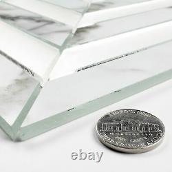 Miseno MT-WHSMSCHEB-BC Musico 1 x 4 Chevron Wall Mosaic Tile Grey