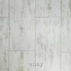 Miseno MT-WHSWTJ0716-BW Nature 7 x 16 Deco Wall Mosaic Tile - White