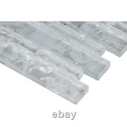 Mosaic Glass Tile 12 in. X 12 in. X 8 mm Frost-Resistant (10 sq. Ft. /Cover)
