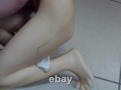 Nude Naked Lady Girl Woman Model German Porcelain figurine Wallendorf 3534u