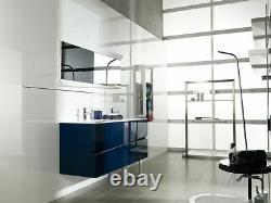 PORCELANOSA GLASS BLANCO FLOOR WALL TILES 12 X 35 Large Format Full Case