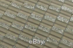 Sparkle Series SAND Small Subway Mosaic Tiles backsplash tile/bathroom tile