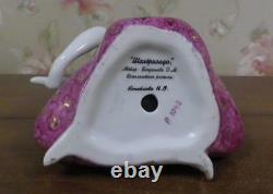 Tale Shapkherezada Central Asian girl DULEVO Russian porcelain figurine 8558u