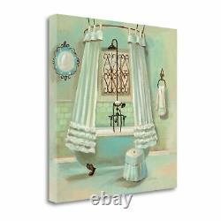 Tangletown Glass Tile Bath II By Silvia Vassileva Wall Art WA607526-2424c