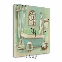 Tangletown Glass Tile Bath I By Silvia Vassileva Wall Art WA607525-2424c