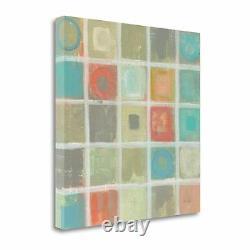 Tangletown Sea Glass Mosaic Tile IV By Silvia Vassileva Wall Art WA622020-2424c