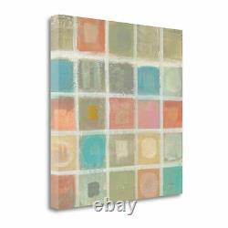 Tangletown Sea Glass Mosaic Tile I By Silvia Vassileva Wall Art WA622017-2424c