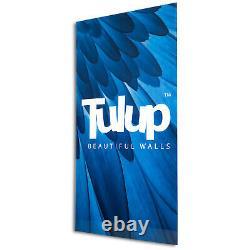 Tulup Acrylic Glass Print Wall Art Image 50x100cm Ceramic tiles