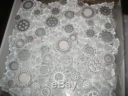 Unique GEARS & Broken WindShield Glass Steampunk Floor Wall Mosaic Tile 50sqft