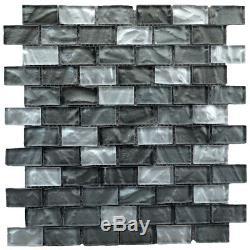 Upscale Design Mosaic Wall Tile-12 tiles/12 sq. Ft. Per box ($9.99/sq. Ft.)