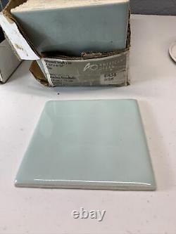 Vintage Ceramic Glazed Wall Tile 4 1/4x 4 1/4 Ea30 Spa Glass Antique Color