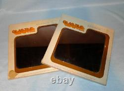 Vintage Hoyne Mirror WALL TILES, 12x12 Glass, MOD Era Glas TIle, Cool, Groovy, MCM