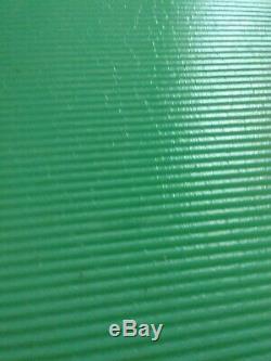 Vintage Vitrolite 1930's Mint Jade Green Jadeite Bathroom Glass Wall Tile