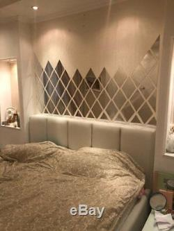 Wall Stickers Home Decoration Acrylic Wall Decal Mirrored Decoration