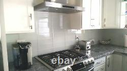 White Glass 4x12 Subway Tile for Backsplashes, Showers & More BOX OF 11 SQFT
